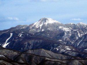Mt.Nikko-Shirane