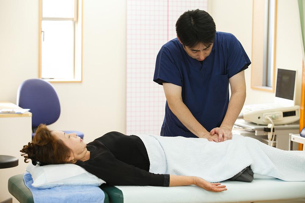 脊柱管狭窄症の整体治療